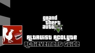 Grand Theft Auto V - Altruist Acolyte Guide