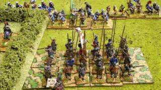 Battle 11. Thirty Years War.