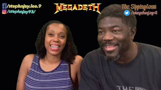 Download Megadeath - Holy Wars...The Punishment Due (REACTION!!!) Mp3 and Videos
