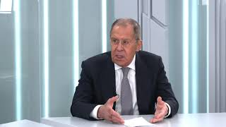 Интервью С.Лаврова РБК, Москва, 19 февраля 2021 года