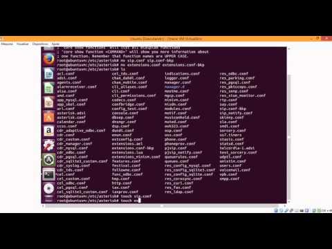 Instalando Asterisk no Ubuntu 15.04