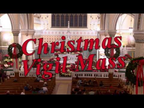 Christmas Vigil Mass 2016 1
