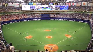 2017/05/06 ナゴヤドーム 中日vs巨人 8回戦 9回表 マギー(タイムリー)...