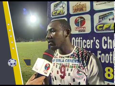 CFL-2018 MBAC VS WB POLICE - MAN OF THE MATCH : DIPANDA DICA