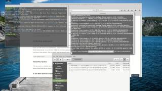 Linux mint 17 1 Kernel Update the voyage Stage 4