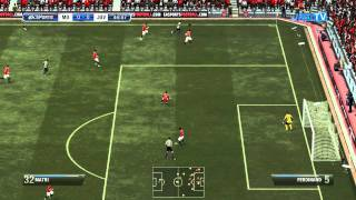 FIFA 12 - Starting Cup - Manchester United vs. Juventus