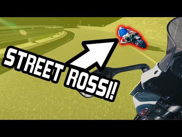 Chasing STREET ROSSI ! **NO GIRLFRIEND**