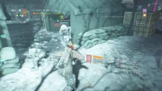 (the division) Its crazy out here!!!
