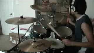 Mudvayne- Mercy Severity (Drum Cover)