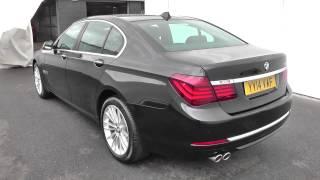 BMW 7 Series SWB (F01) 730d SE N57 3.0d (YC22) U13400