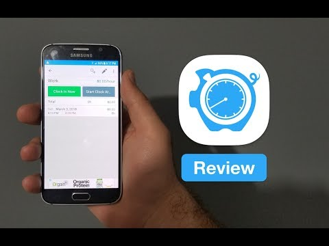Great Free App For Tracking Your Work Hours - HoursTracker App Review