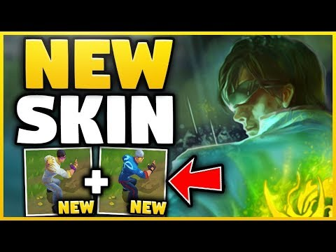 *NEW* DRAGON FIST LEE SIN CHROMA PACK IS HERE | NEW LEE SIN SKIN GAMEPLAY - League of Legends