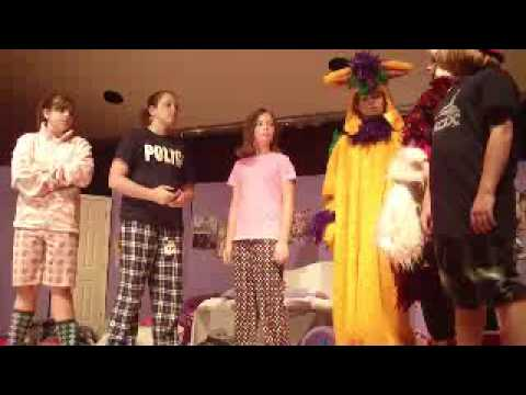 Geneva Middle School - Monster in the Closet 1 of 7