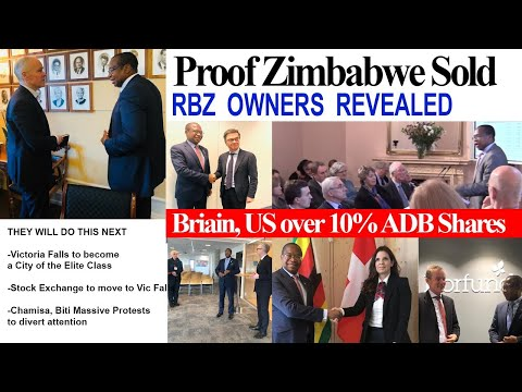 Leaked Video, Zimbabwe Sold, Elite Class To Move To VIc Falls, RBZ Owners.Chamisa Protests, Mtuli,