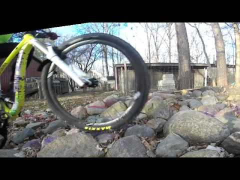 Tantrum Cycles Missing Link Suspension