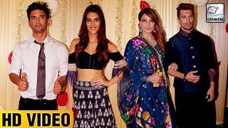 Ekta kapoor's diwali party full video | bipasha basu, sonakshi sinha | lehrentv