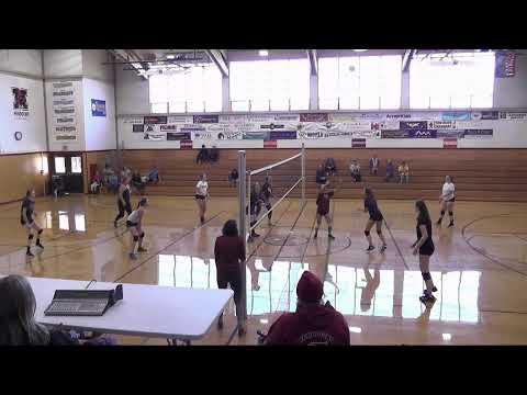 2019 Mendocino High School Alumni Volleyball Game