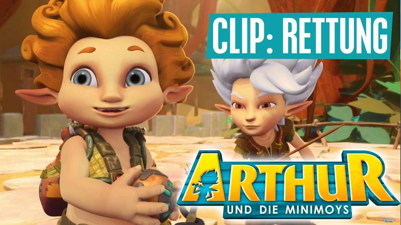 Arthur Und Die Minimoys Serie