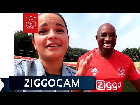 ZiggoCam - Troy Douglas: 'Cassierra de snelste van de selectie'