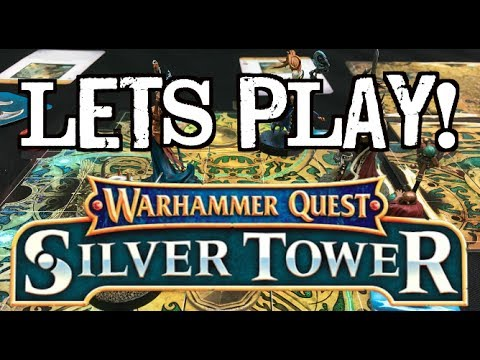 Let's Play! - Warhammer Quest: Silver Tower