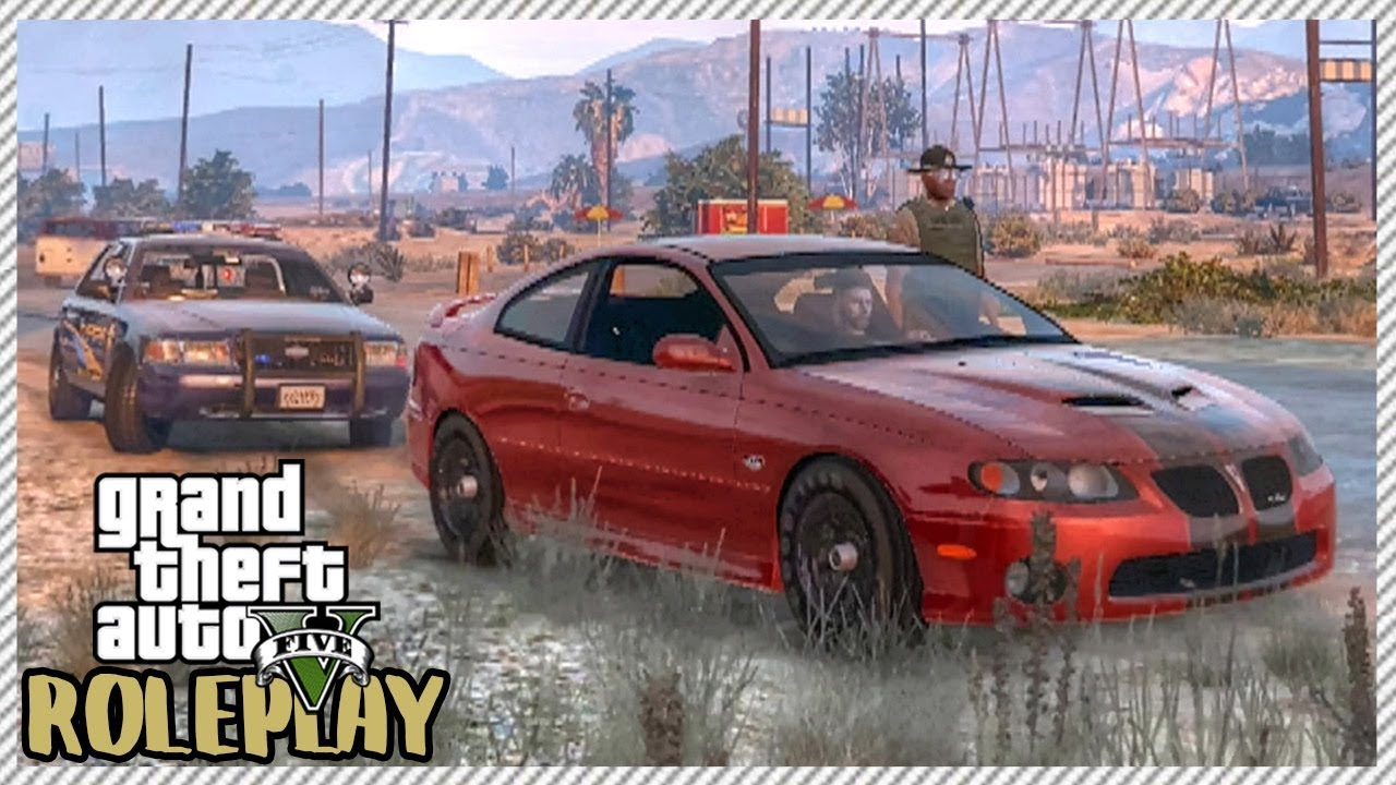 GTA 5 ROLEPLAY - Police Officer Wants to Buy my Car | Ep. 190 Civ ...