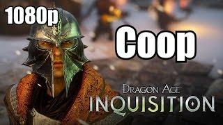 Dragon Age Inquisition Coop Attempt 1 Mission Walkthrough Let