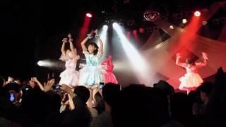 ミルクス本物の3周年記念ライブの撮影可能だった2曲です(^○^)