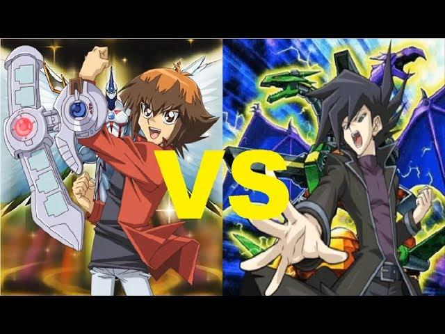 JUDAI VS MANJOUME   Torneo de personajes GX   Yu-Gi-Oh! YGOPro Percy