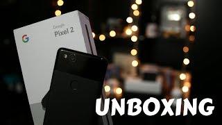 Google Pixel 2 Unboxing - Indian Retail Unit - PhoneRadar Hindi