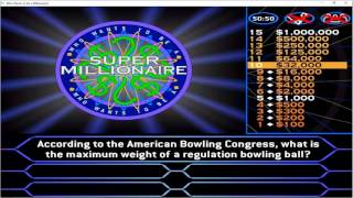 Who Wants to be a Millionaire? Game Episode 2