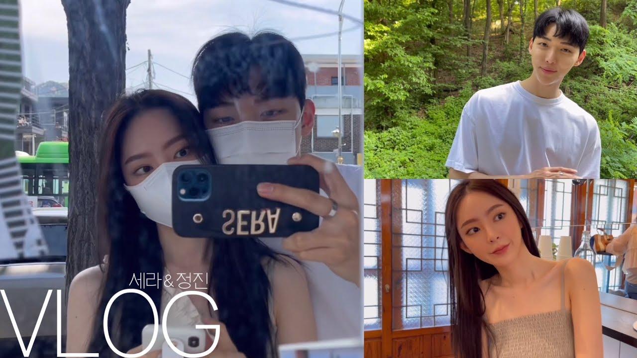홍길동 커플의 vlog🏃🏻♀️🏃🏻♂️ | 소프트서울, 바라캇, MMCA, 골프