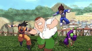 Dragon Ball Super in Family Guy, FULL EPISODE!