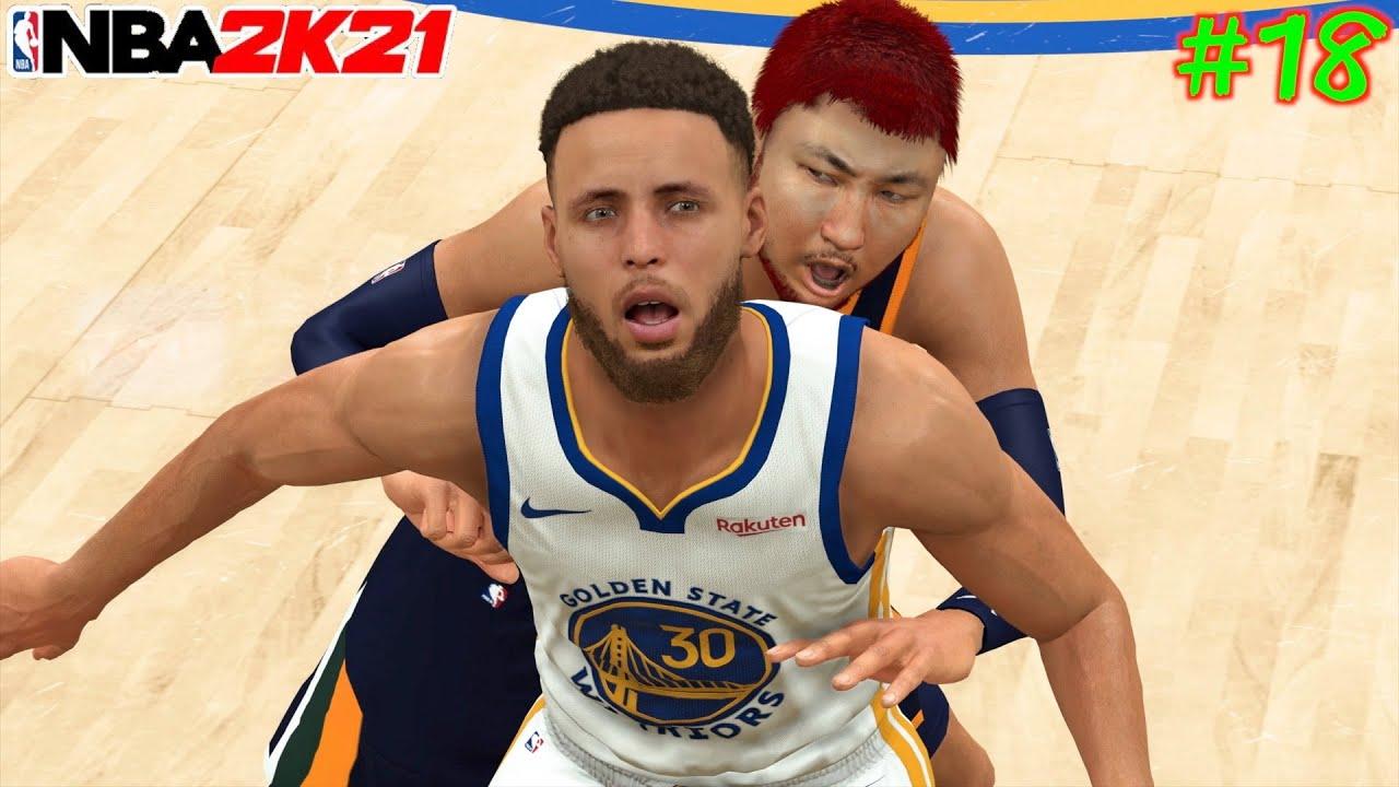 【NBA 2K21】#18 目指せ2連勝!と思ったらチームの中心がまた怪我w もう無理www【マイキャリア】