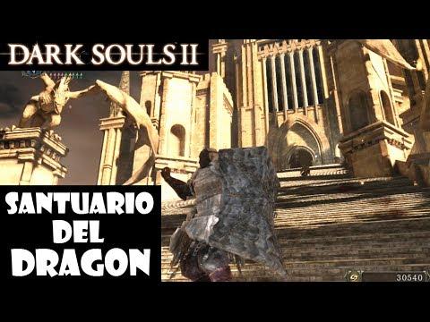Dark Souls 2 guia: SANTUARIO DEL DRAGON || Juramento del dragón: Pacto para PvP || Episodio 65
