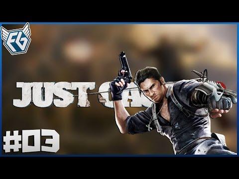 Český GamePlay | Just Cause 3 - Part 3 | Podpálené Město | 1080p