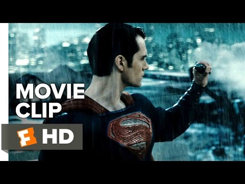 Batman v Superman: Dawn of Justice Movie CLIP - Stay Down (2016) - Henry Cavill Action Movie HD