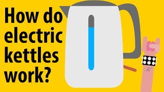 How do electric kettles work? - FAQbites