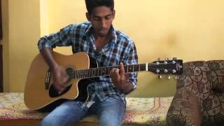 Hona Tha Pyar Song Guitar Cover By Raj Sirsat