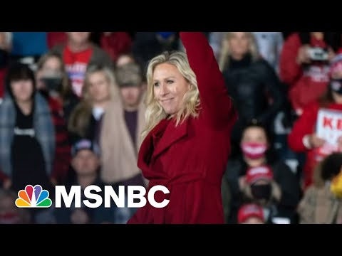 Far Right Extremism Is Influencing State Republican Parties   The 11th Hour   MSNBC