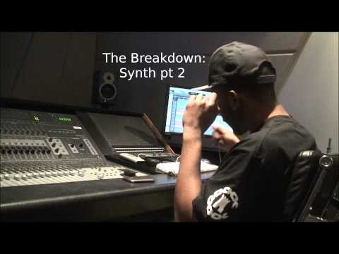 Cryptonite Beatz In Studio Sessions pt 1