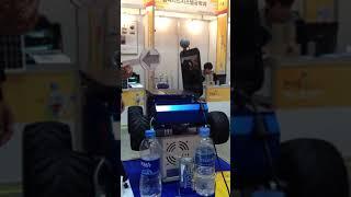 2012년 코엑스 한이음 IT 멘토링 목원대 지능로봇공…