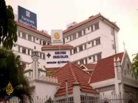 Al Jazeera's coverage on Narayana Health (Part 1)