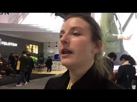 Linkoo's Justine Talks CES2017, Paris, Oakland #CES2017