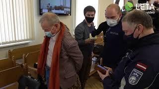 Tiesa Lembergam Piespriež Piecu Gadu Cietumsodu Un Apcietina Tiesas Zālē