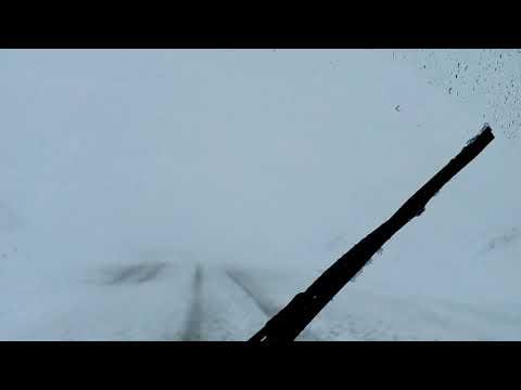 Вот такое лето 5 июня снег кругом