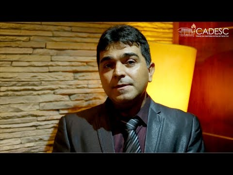 Entrevista com o Pr. Márcio Peixoto - 23º Congresso da CIBESC