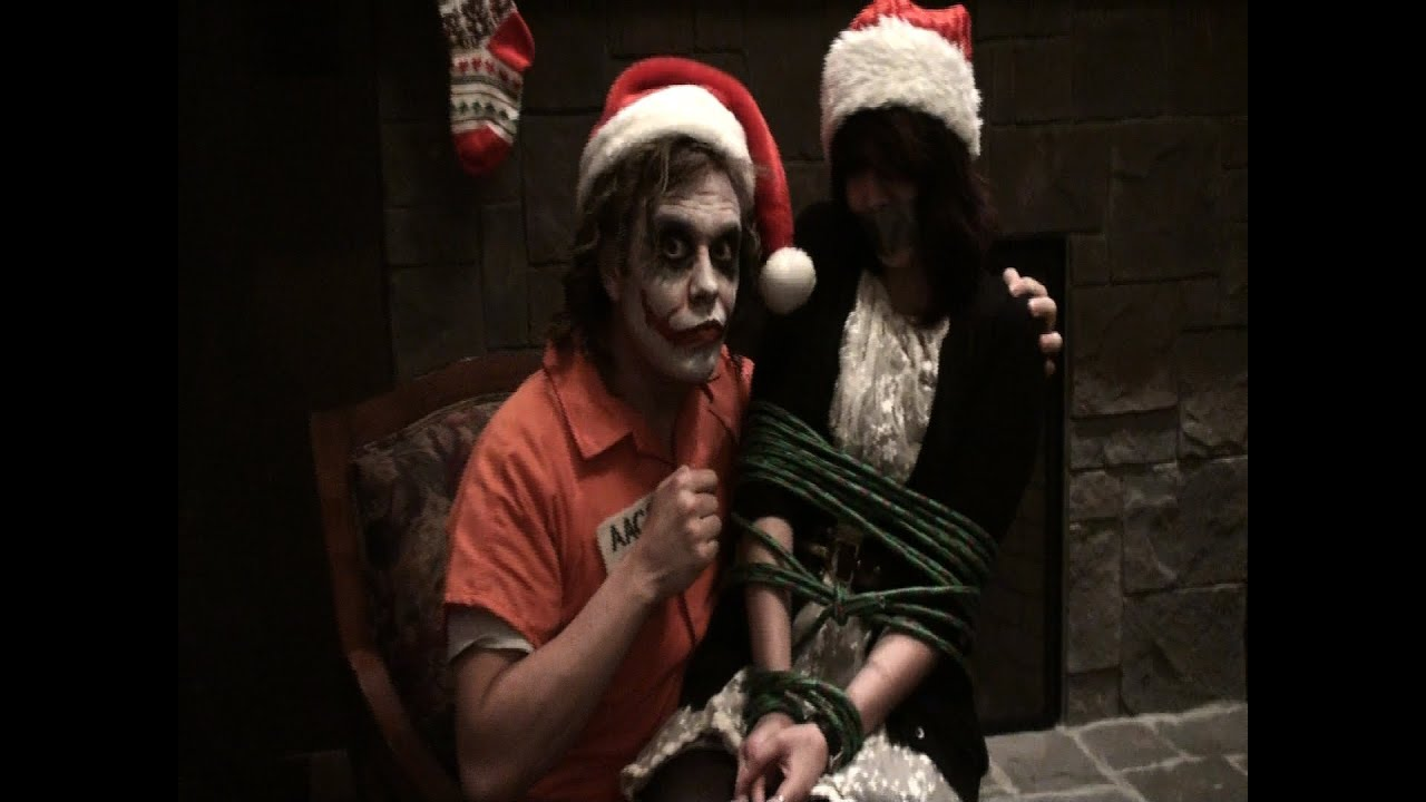 Christmas With The Joker - TJB Christmas Special - YouTube