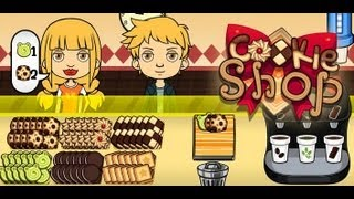 Android Cookie Shop - The Sweet Store