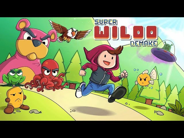 Super Wiloo Demake (PS4/PSVITA/PSTV/Steam/Switch/XBONE) Achievement/Platinum Trophy Guide