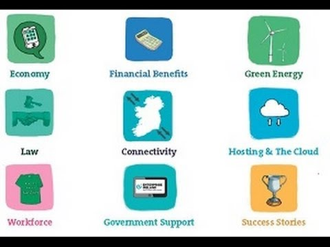 82 Second Summary of Why Ireland for Hosting Digital Asset Launch